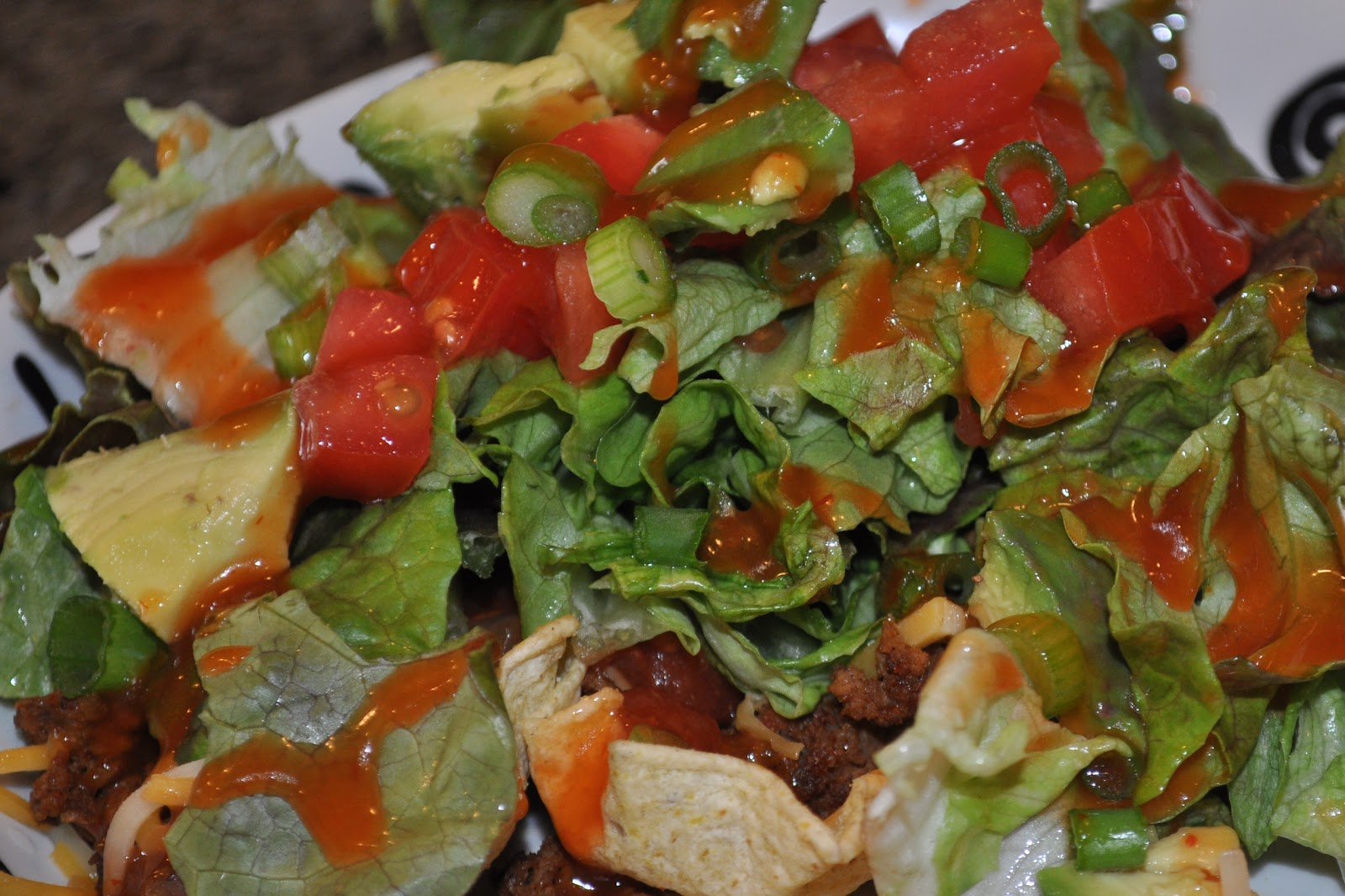 Fit Momma Foodie: Taco Salad