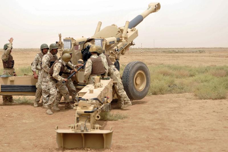 نتيجة بحث الصور عن مدفعية الجيش العراقي
