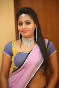 Neetha sizzling photo shoot in half saree-thumbnail-15