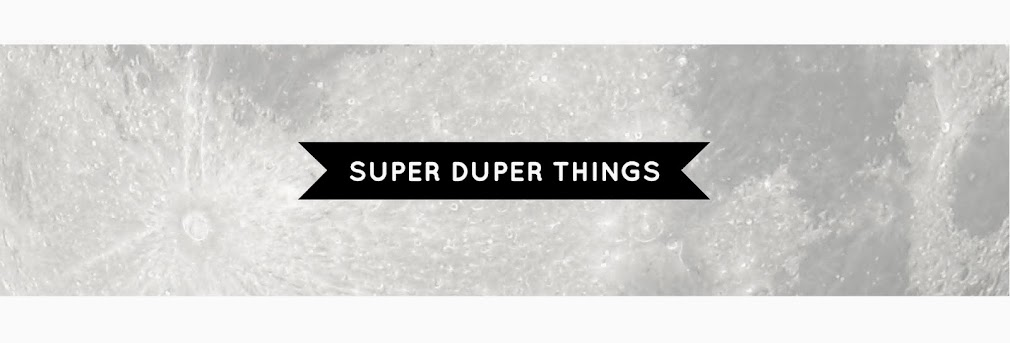 Super Duper Things - handmade jewellery, accessories and homewares