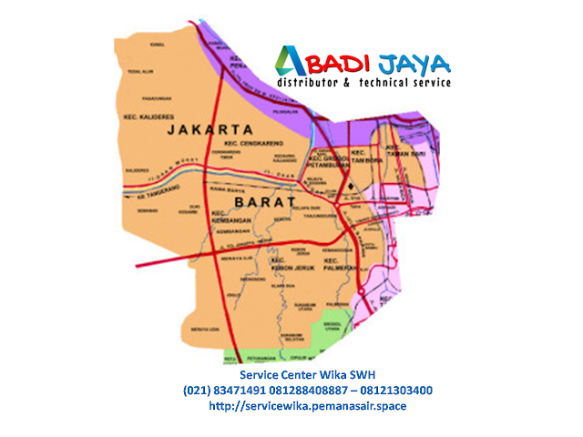 Service Wika Jakarta Barat