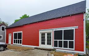 New Skipjack Showroom in Round Pond, Maine