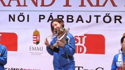 Ana Maria Branza - Aur la Budapesta