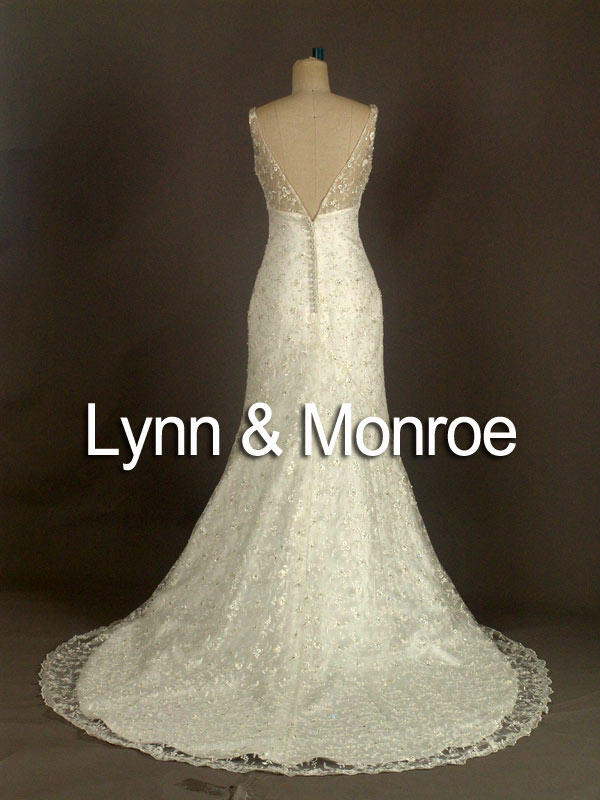 Anne Thomas Couture  Custom wedding dress
