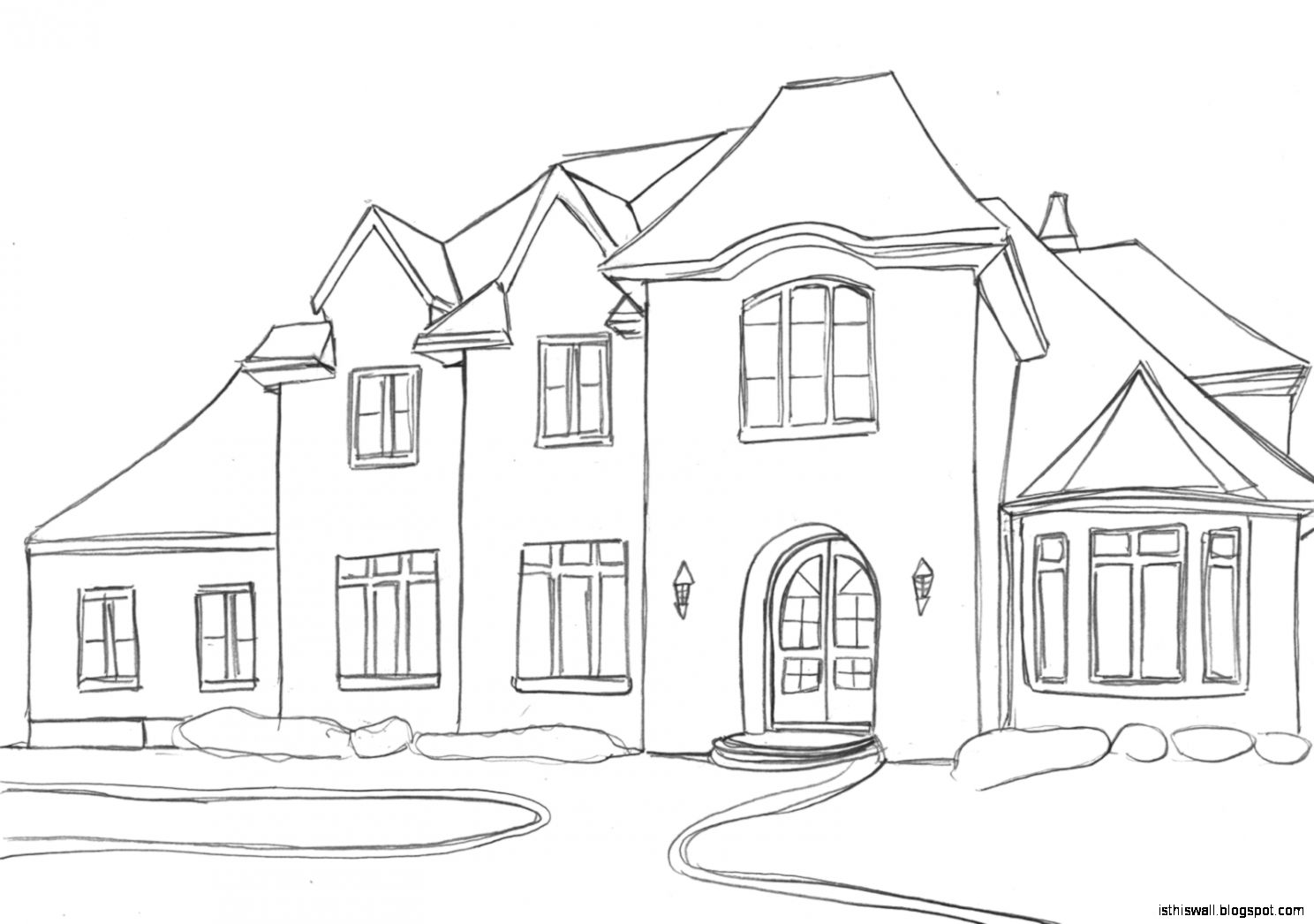 Home Design Drawing | This Wallpapers