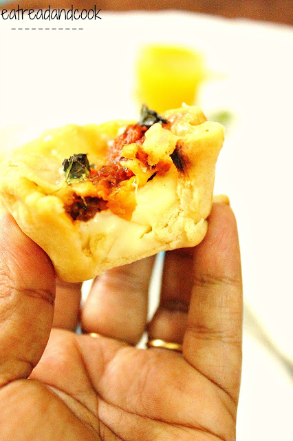 how to make mini pizza cups
