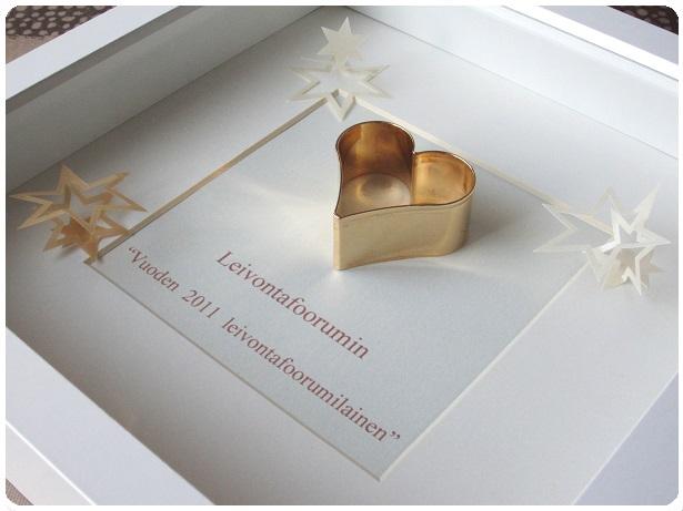Vuoden 2011 Leivontafoorumilainen
