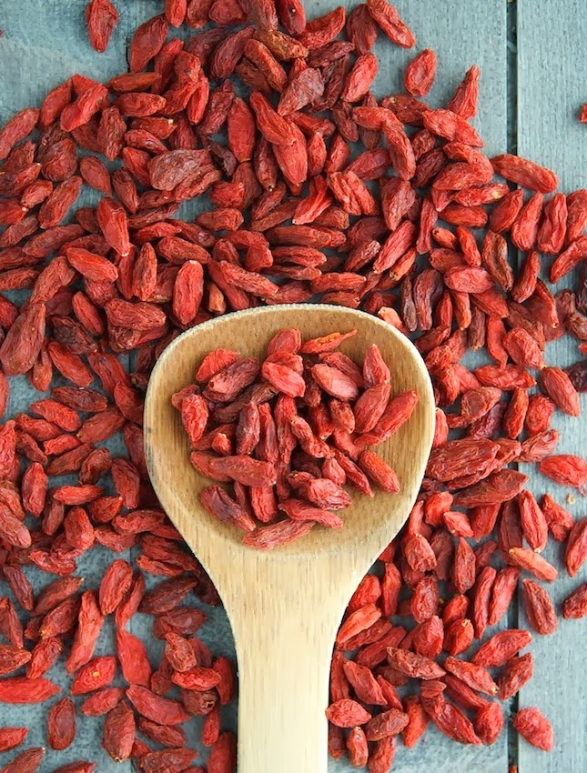 Goji Berries, The Himalayan Superfood
