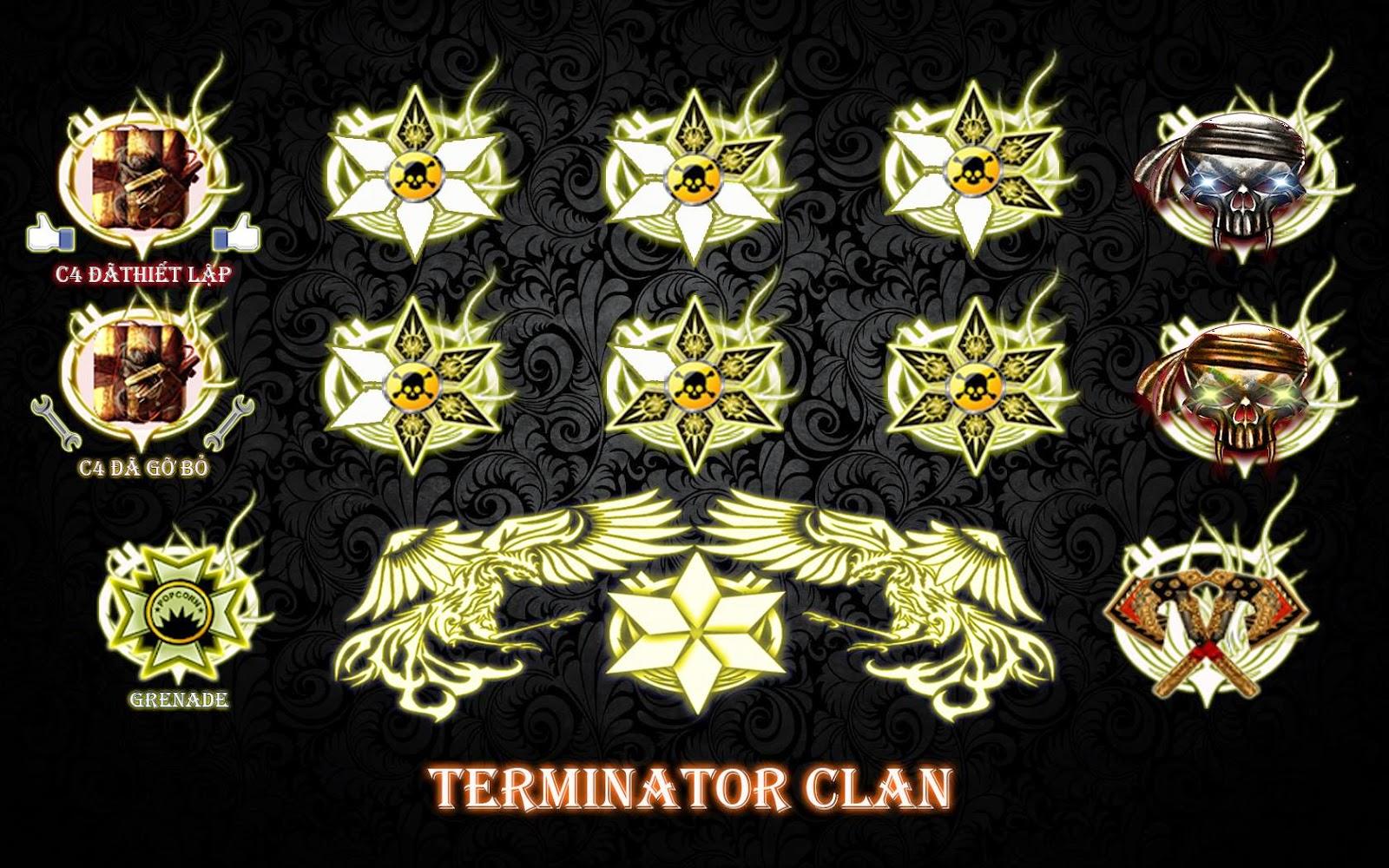 Killmark Terminator CF 2.0