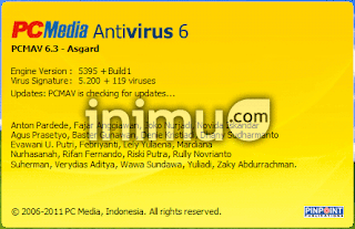 PC Media Antivirus (PCMAV) 6.4 Asgard Februari 2012