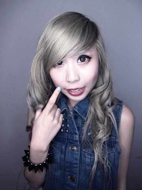 Pastel Goth / Moji ? What's ..? G12