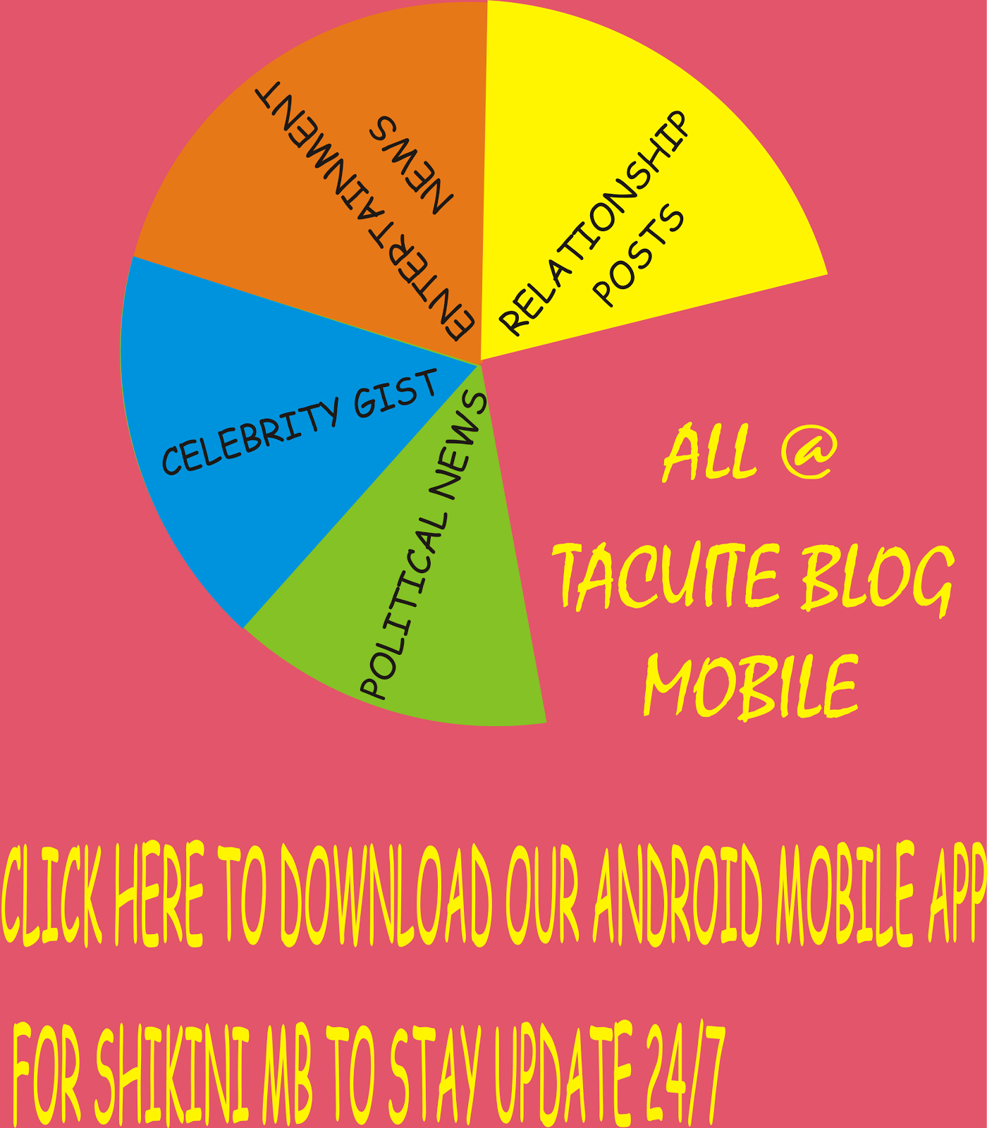DOWNLOAD FREE TACUITE ANDROID APP