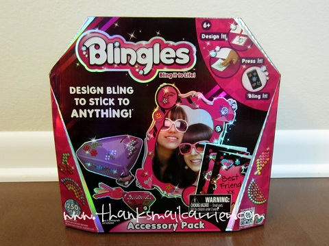 Blingles review