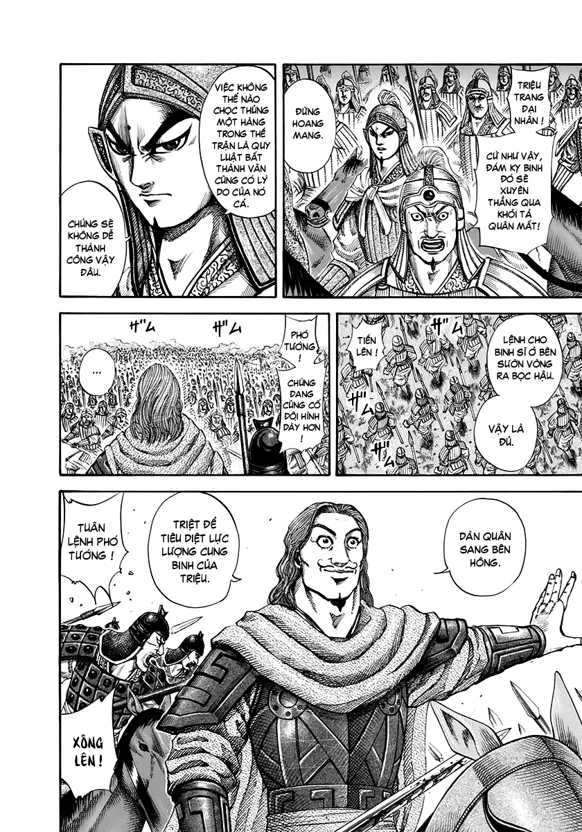 Kingdom – Vương Giả Thiên Hạ (Tổng Hợp) chap 158 page 5 - IZTruyenTranh.com