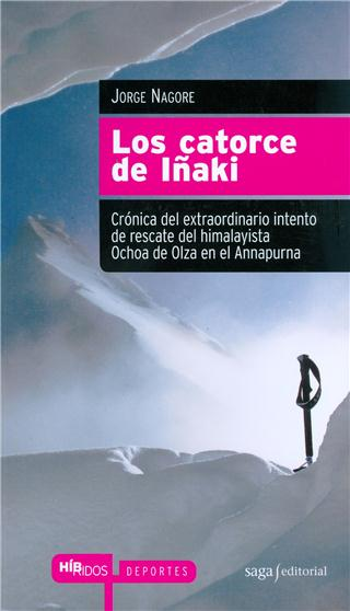 LOS CATORCE DE IÑAKI DE JORGE NAGORE
