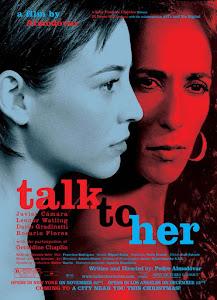 Hable con ella Poster