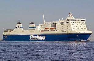 Finnlines - Germany to Finland
