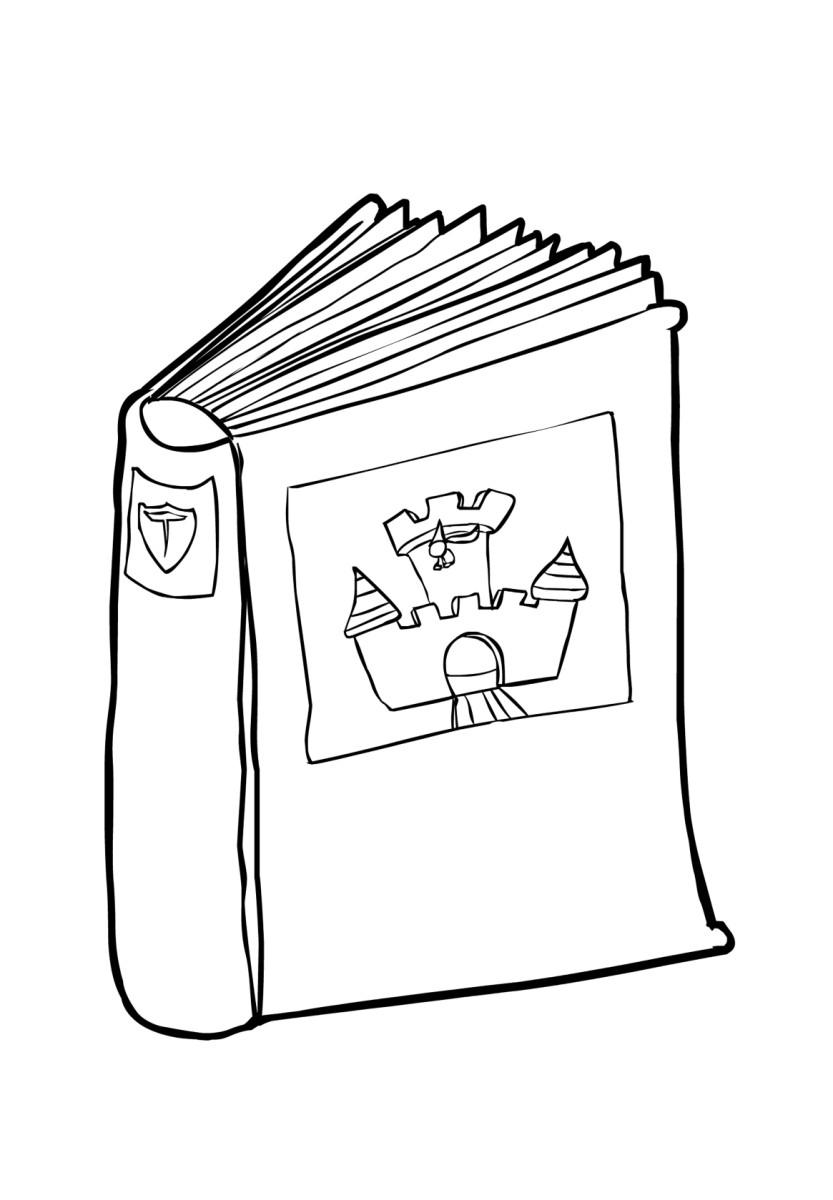 Bonito Pequeños Libros Para Colorear Foto - Ideas Para Colorear ...