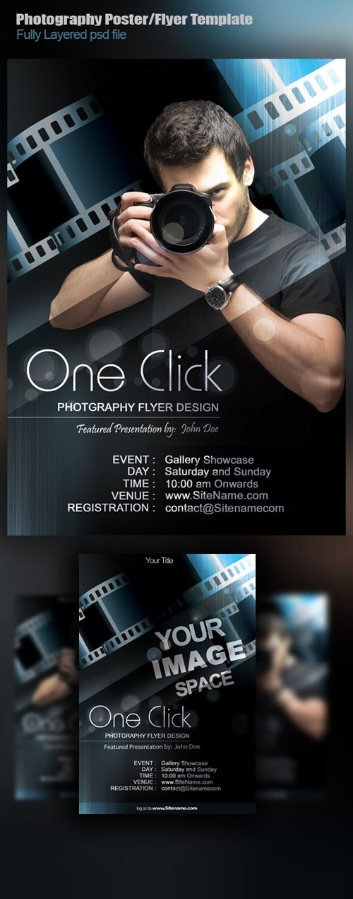 Photography Poster/Flyer