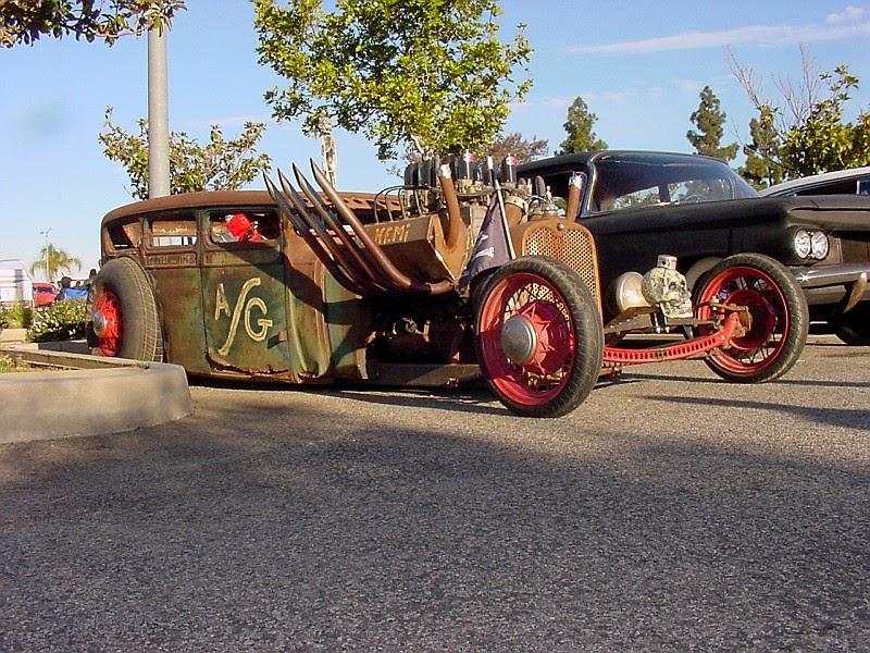 American Rat Rod Cars & Trucks For Sale: Rusty Rat Rod Sale In Texas