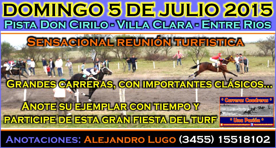 VILLA CLARA - 05.07.2015