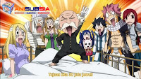 Download Fairy Tail Episode 175 Final Subtitle Indonesia