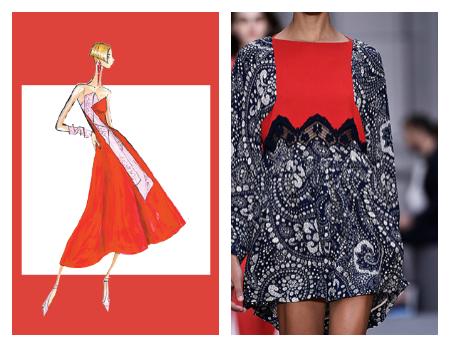 colores primavera verano 2016 pantone moda mujer fiesta