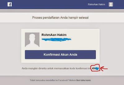 Cara terbaru membuat akun Facebook terbaru