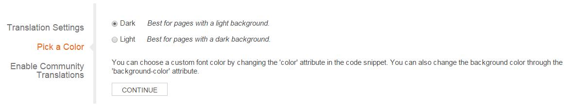 Bing translator for blogs