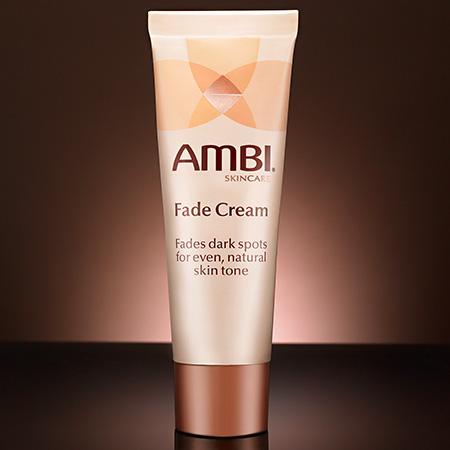 Cream to fade dark spots