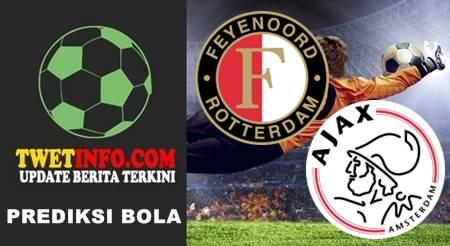 Prediksi Feyenoord vs Ajax