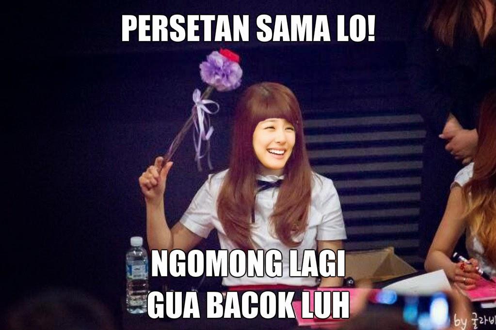 Meme Kpop Indonesia