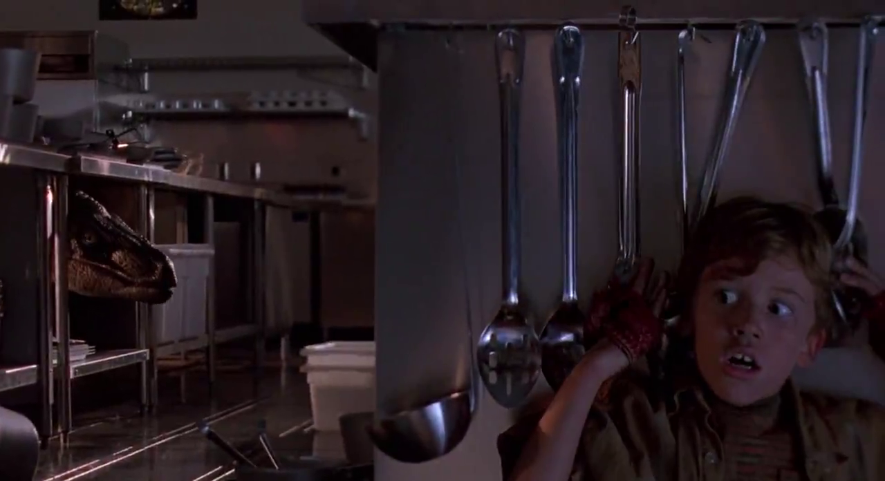 jurassic park kitchen ladle
