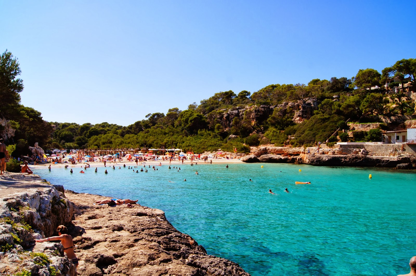 PETITS PARADIS: Cala Llombards (Santanyi, Majorque)