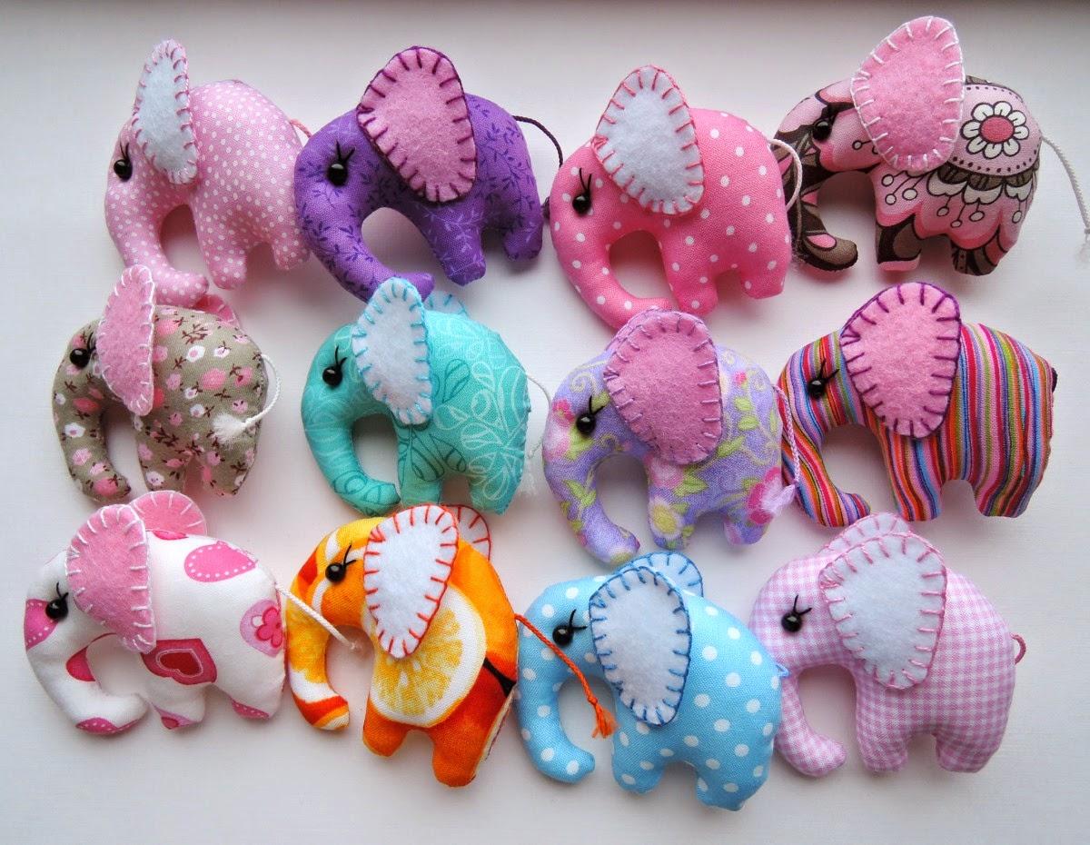 игрушечные слоны