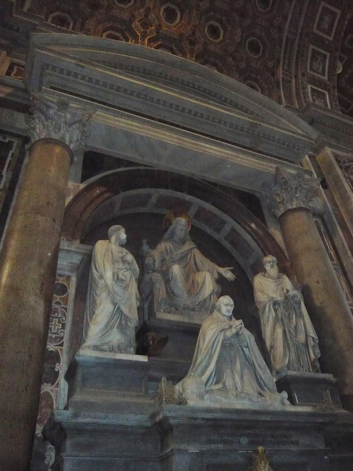 Grabmal Pius VIII.