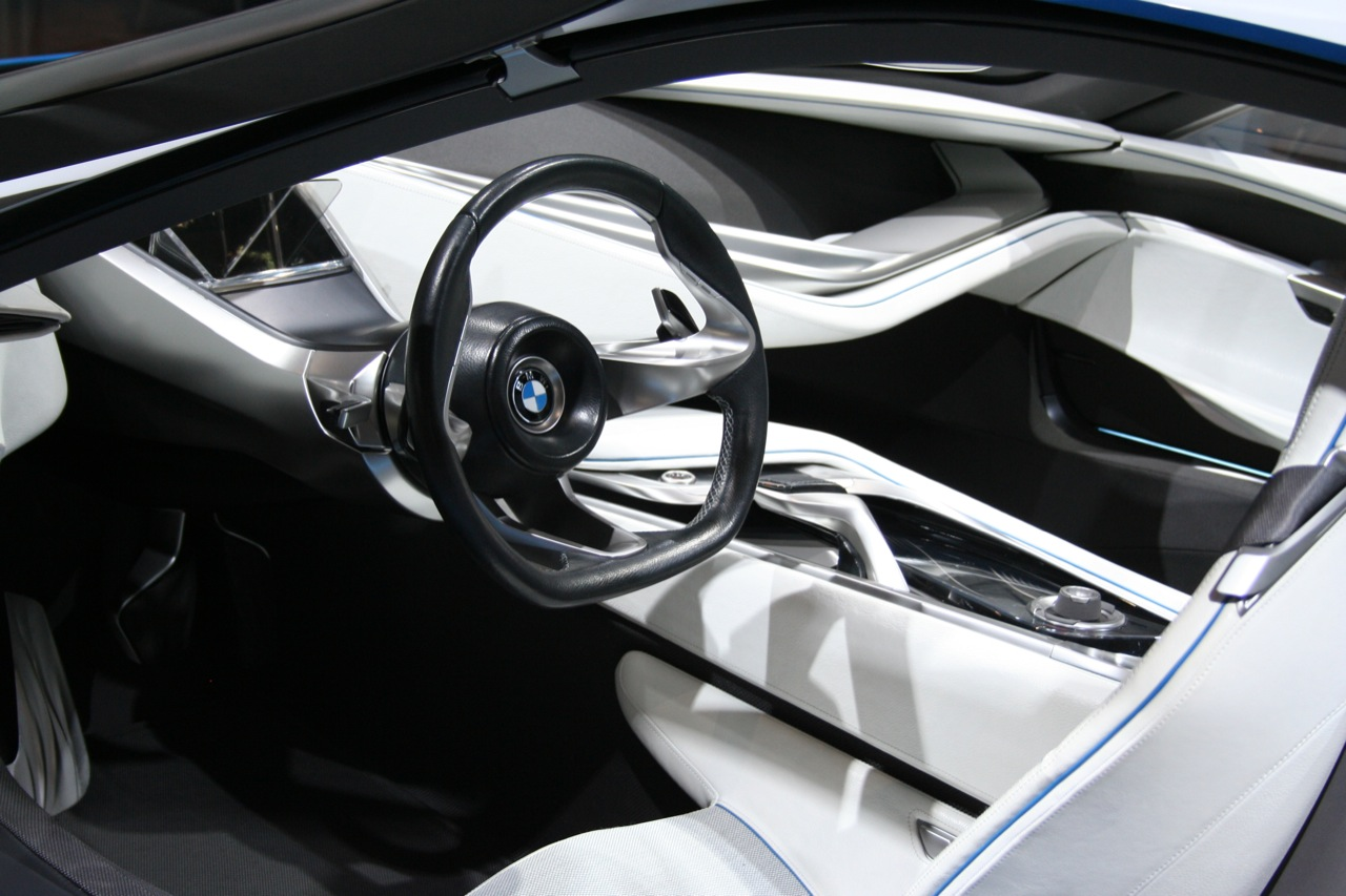 the best cars in the world bmw vision efficient dynamics super car model 2013. Black Bedroom Furniture Sets. Home Design Ideas
