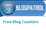 Blog Patrol Free Blog Counter Widget