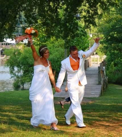 With Class LLC Wedding Coordination Party DJ - Island Cove Marina - Harrison, TN