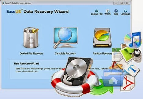 EaseUS Data Recovery Wizard Professional 7.0