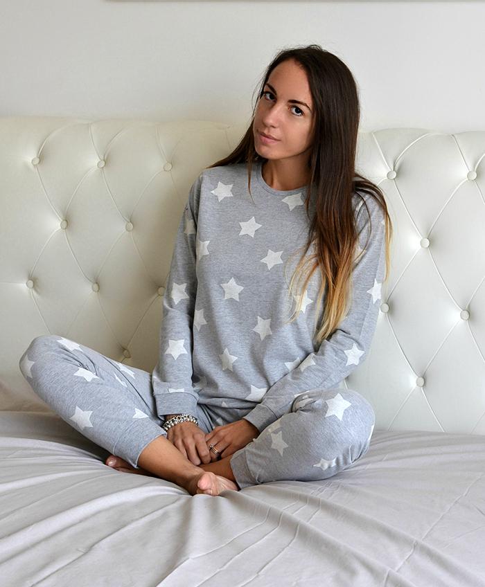 pigiama con stelline