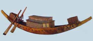 Barco funerario