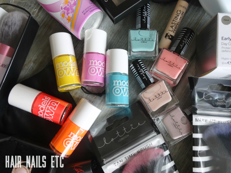 Payday Haul: Models Own Polish for Tans 2 Collection and Lottie London Nail Polish  - hairnailsetc.com