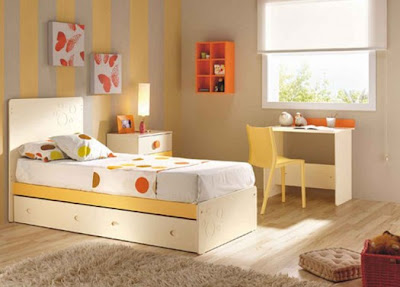 Tendencias de muebles para el dormitorio de bebes y ni os - Muebles de dormitorio de ninos ...