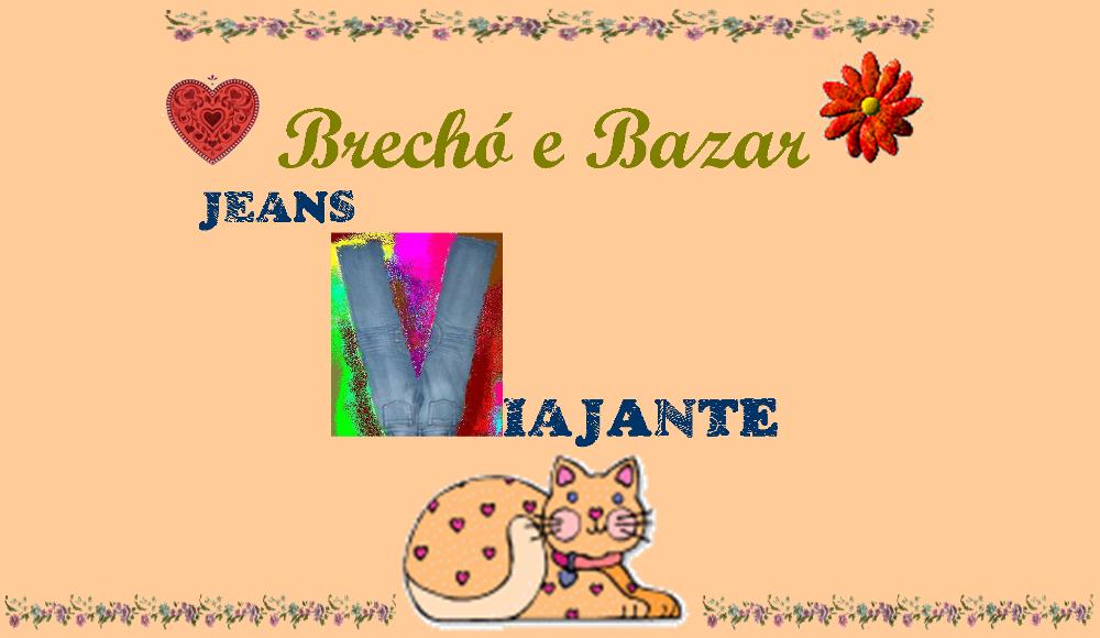 Jeans Viajante        Brechó e Bazar