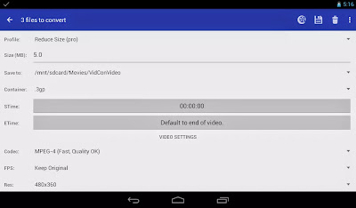 Preview Video Converter Android 2 | andromin