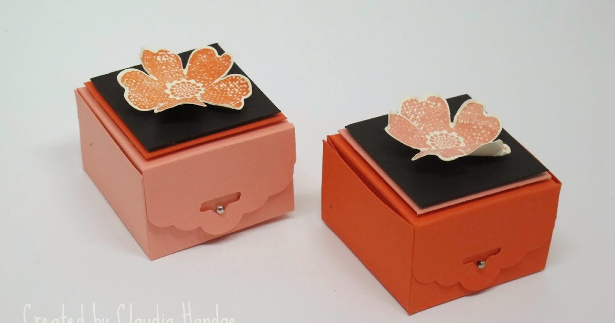 claudinchens kreative seite kleine boxen. Black Bedroom Furniture Sets. Home Design Ideas