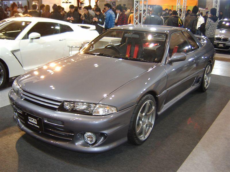 HKS Zero-R, ciekawe auta, kultowe samochody, Skyline R32, チューニングカー