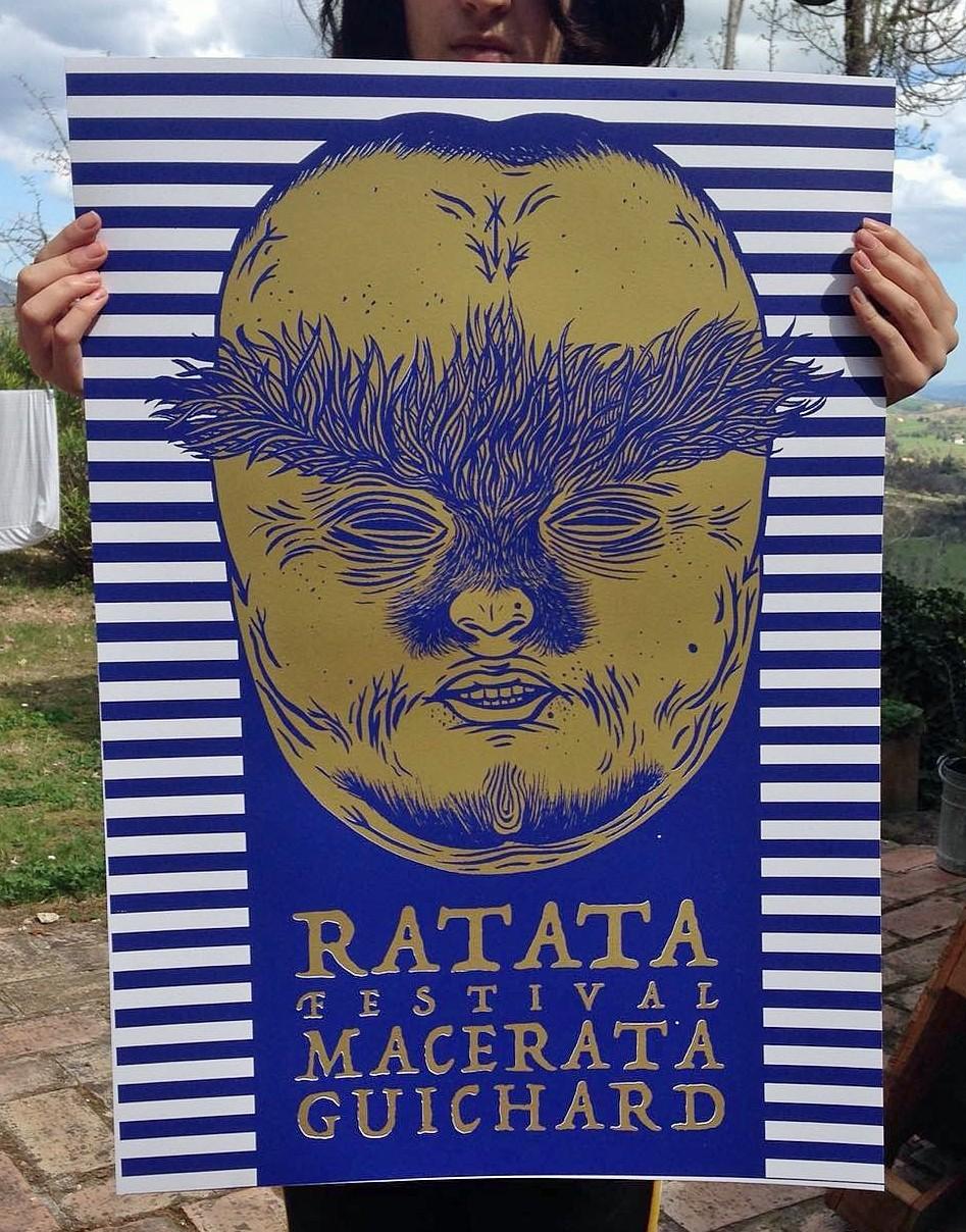 CELINE GUICHARD pour RATATA'