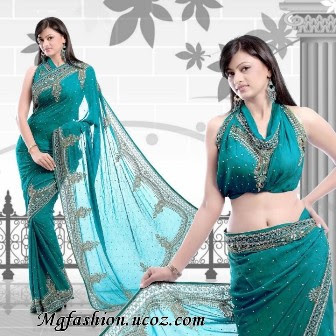 Embroidered-Formal-Brides-Sarees